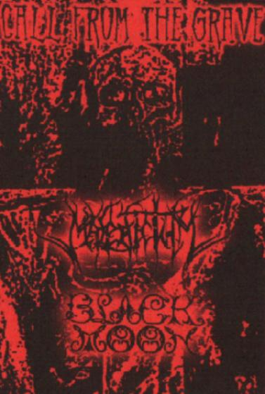 Black Moon / Maledictum - Call from the Grave
