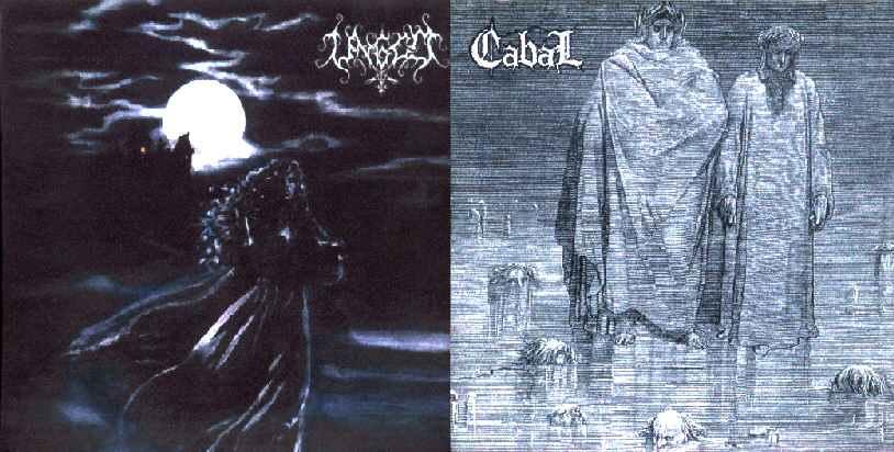 Ungod / Cabal - Ungod / Cabal