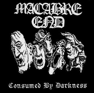 Macabre End - Consumed by Darkness