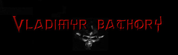 Vladimyr Bathory - Logo