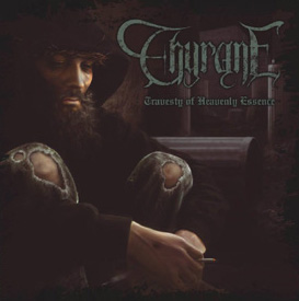 Thyrane - Travesty of Heavenly Essence