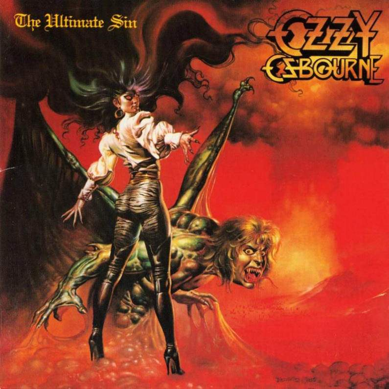 Ozzy Osbourne - The Ultimate Sin