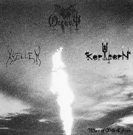 Breizh Occult / KerIfern / Kvellen - War of Black Fire