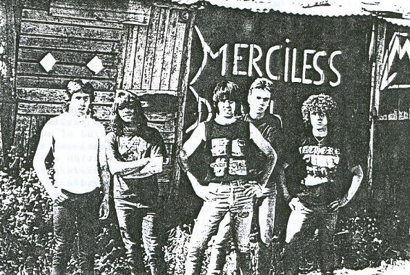 Merciless Death - Photo