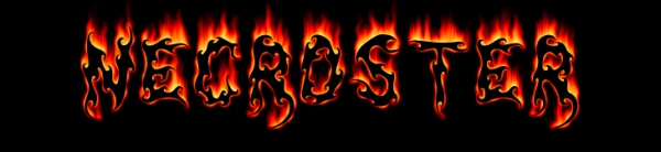 Necroster - Logo
