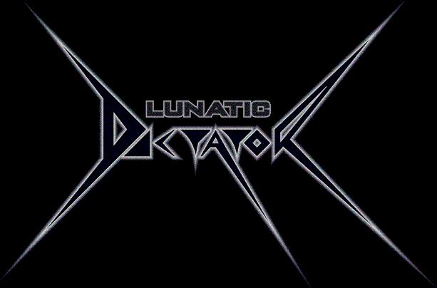 Lunatic Dictator - Logo