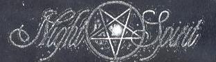Night Spirit - Logo