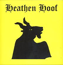 Heathen Hoof - The Occult Sessions