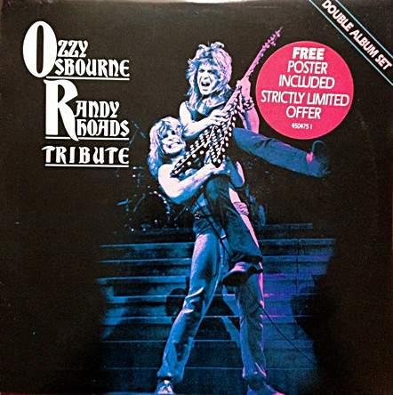 Ozzy Osbourne - Tribute: Randy Rhoads