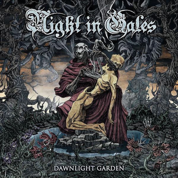 Night in Gales - Dawnlight Garden