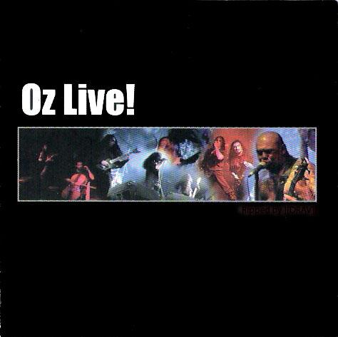 Shamash / Disgorge / Dies Irae / Buried Dreams - Oz Live!