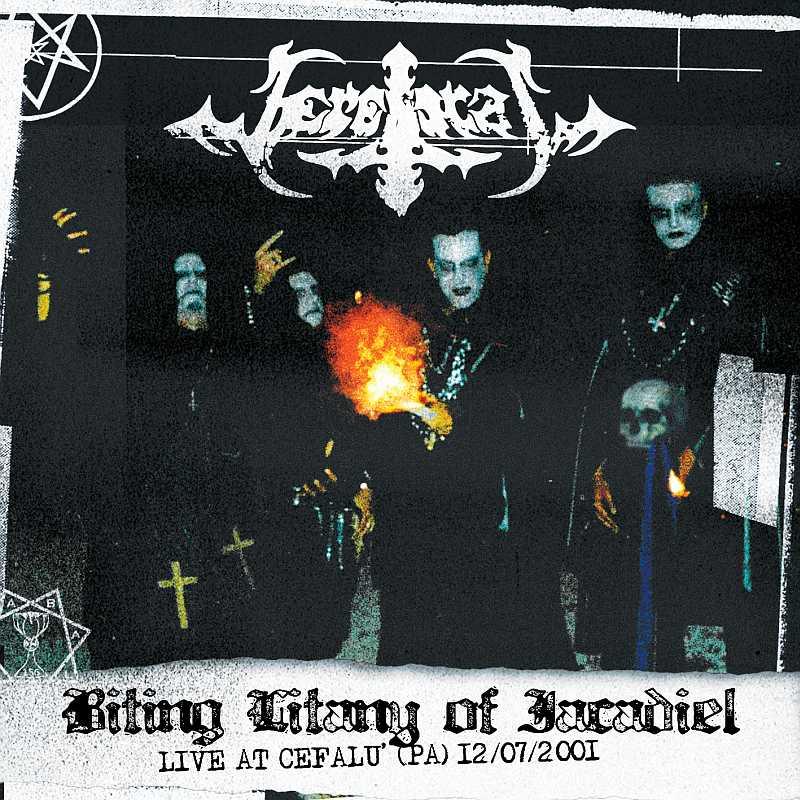 Heretical - Biting Litany of Iacadiel (live)