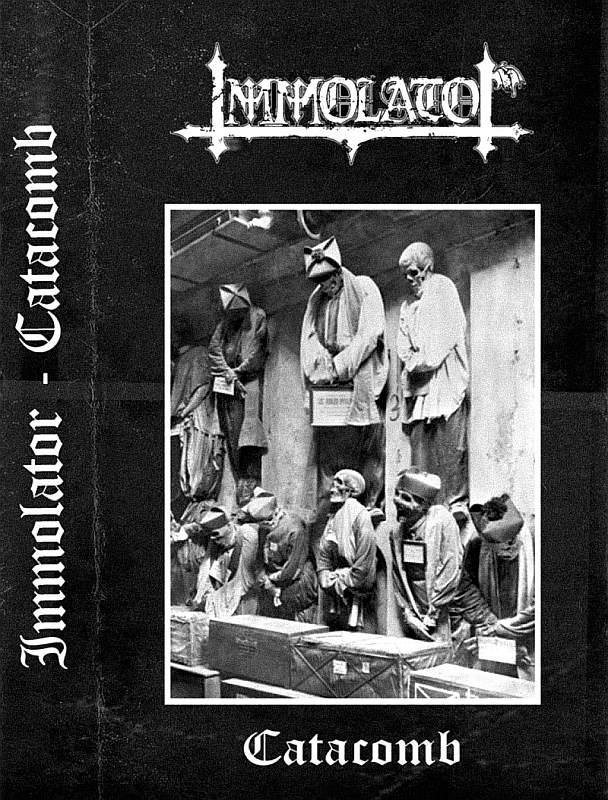 Immolator - Catacomb