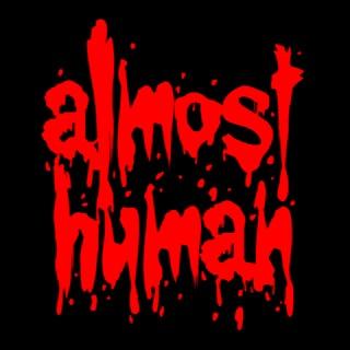 Almost Human - Logo