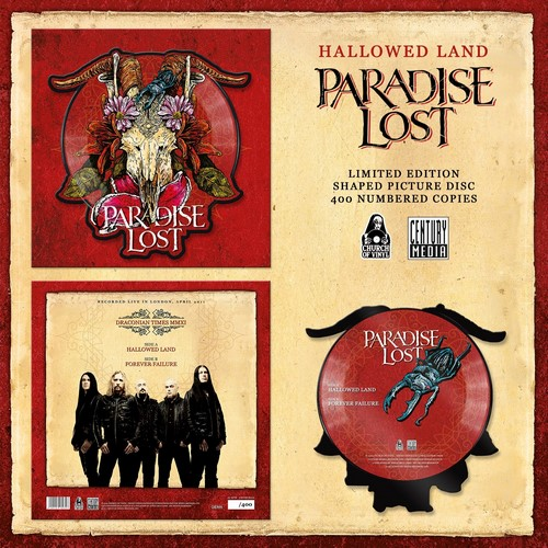 Paradise Lost - Hallowed Land