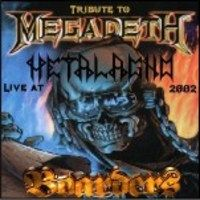 Boarders - Tribute to Megadeth: Live at METALAGNO