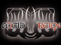Accid Reign - Logo
