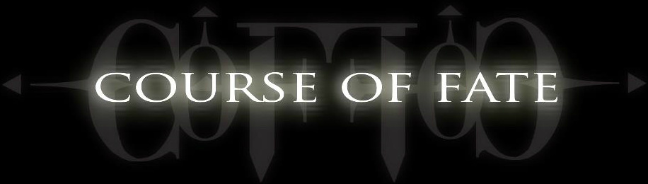 Course of Fate - Logo