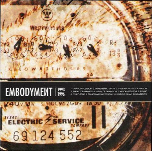 Embodyment - 1993-1996