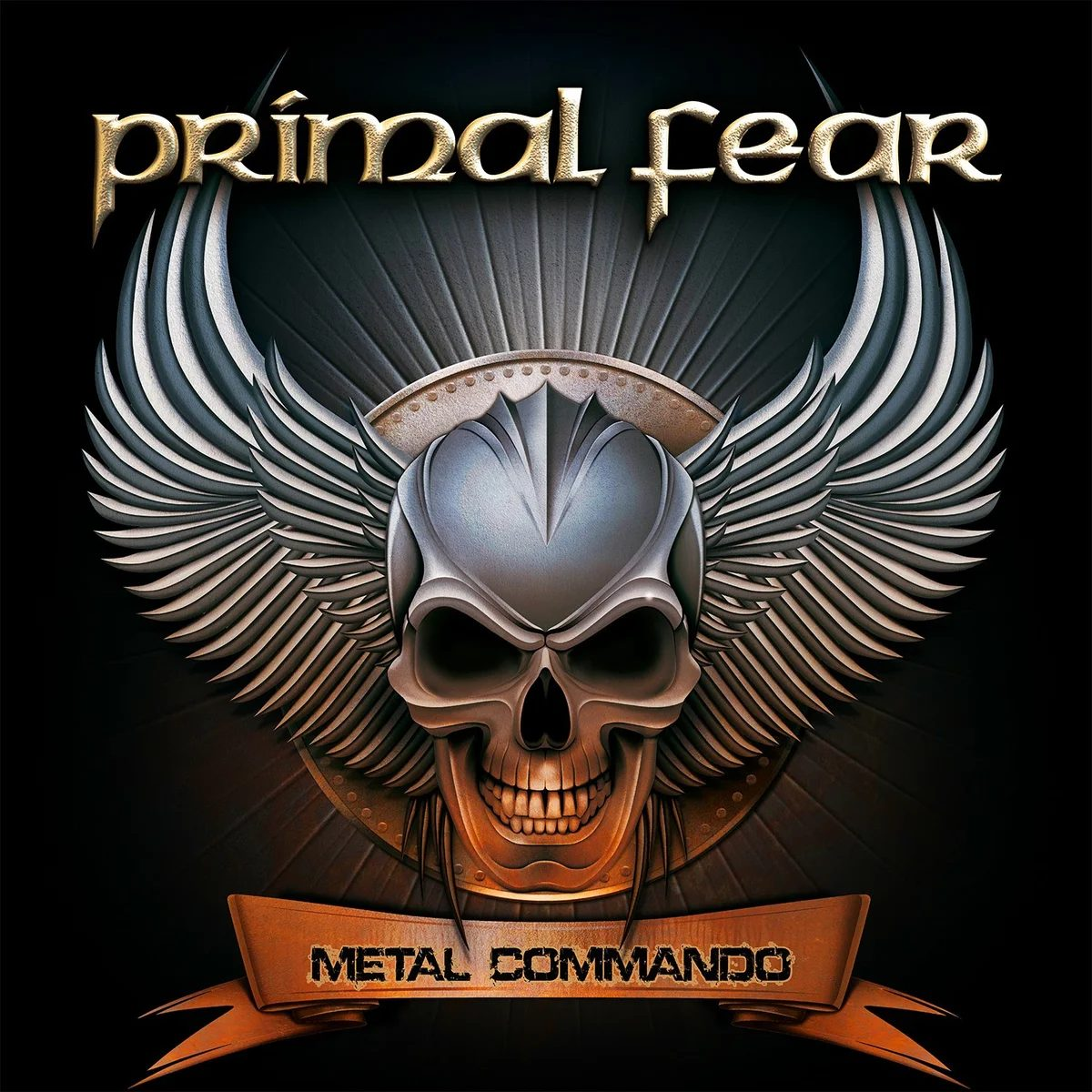 Primal Fear — Metal Commando (2020)