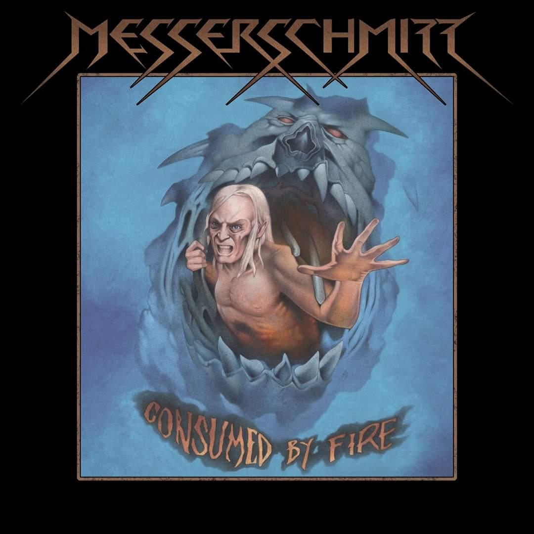 Messerschmitt - Consumed by Fire