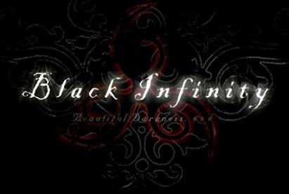 Black Infinity - Logo