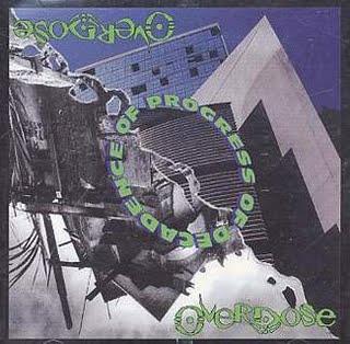 Overdose - Progress of Decadence