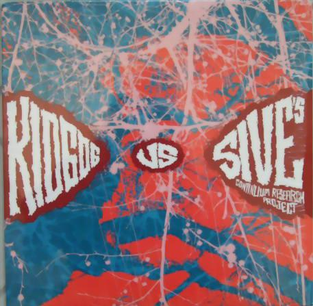 5ive - Kid606 vs. 5ive's Continuum Research Project
