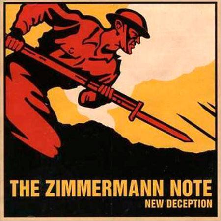The Zimmermann Note - New Deception