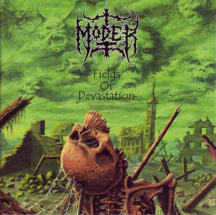 Moder - Fields of Devastation