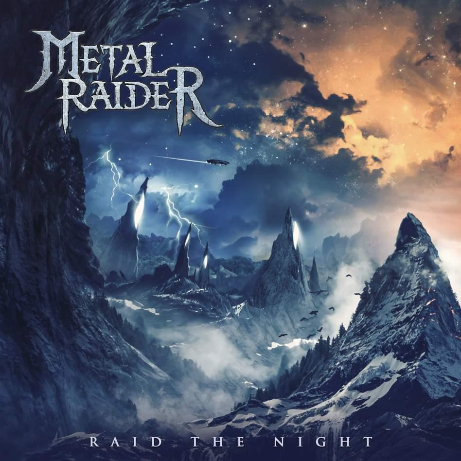Metal Raider - Raid the Night