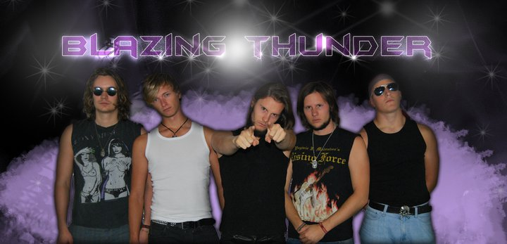 Blazing Thunder - Photo