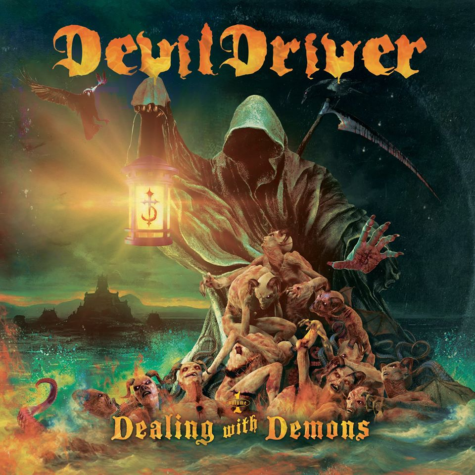 DevilDriver - Dealing With Demons, Volume I