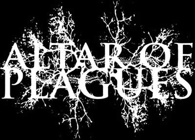 Altar of Plagues - Logo