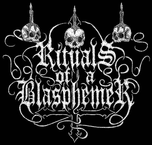 Rituals of a Blasphemer - Logo