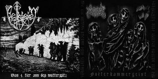 Bethlehem / Wraithen - Wraithen / Bethlehem
