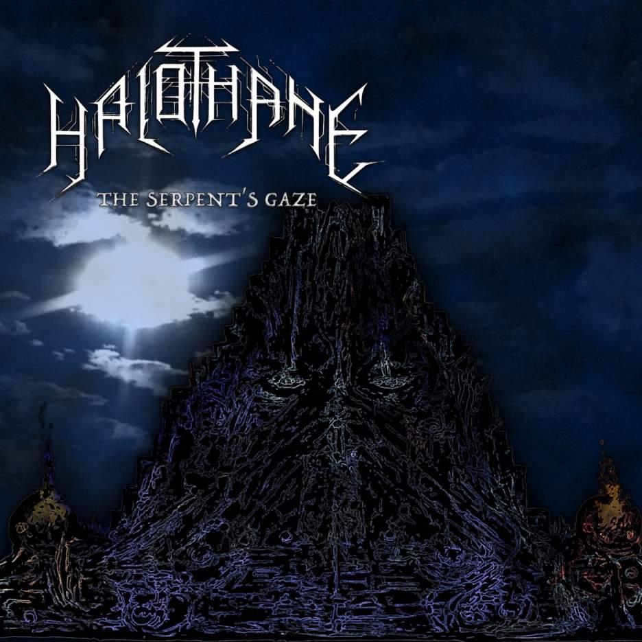 Halothane - The Serpent's Gaze