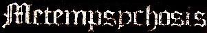 Metempsychosis - Logo