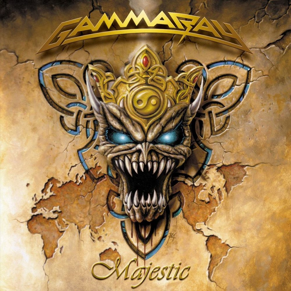 Gamma Ray - Majestic
