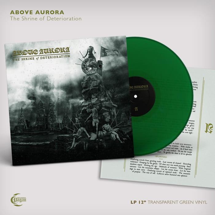 Above Aurora - The Shrine of Deterioration