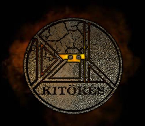 Dühkitörés - Logo