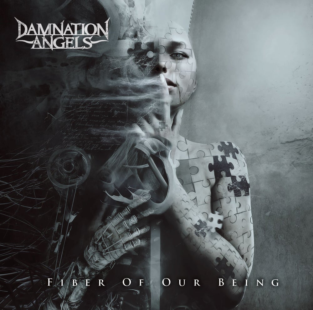 Damnation Angels - Fiber of Our Being