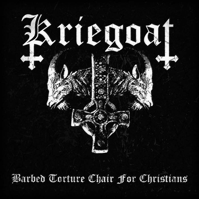 Kriegoat - Barbed Torture Chair for Christians