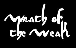 Wrath of the Weak - Logo
