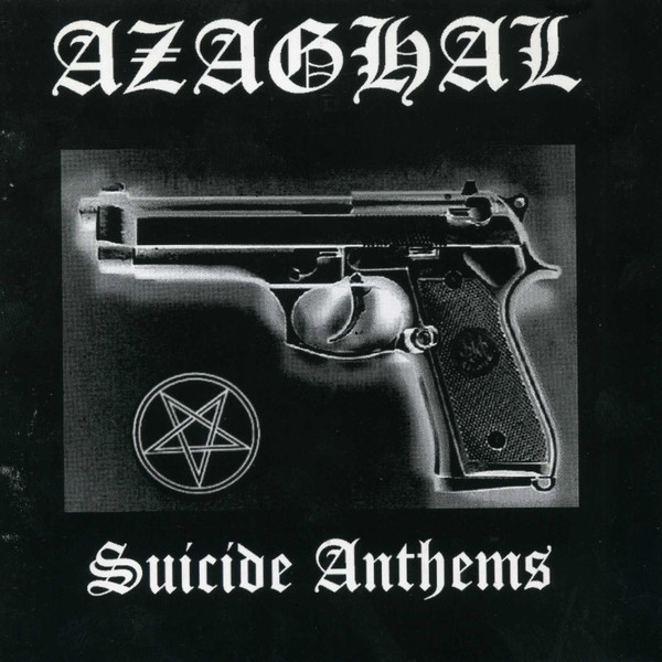 Azaghal / Beheaded Lamb - Suicide Anthems / Dark Blasphemous Moon