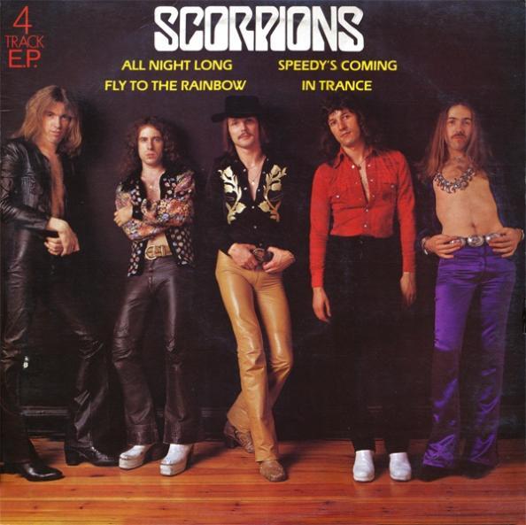 Scorpions - All Night Long