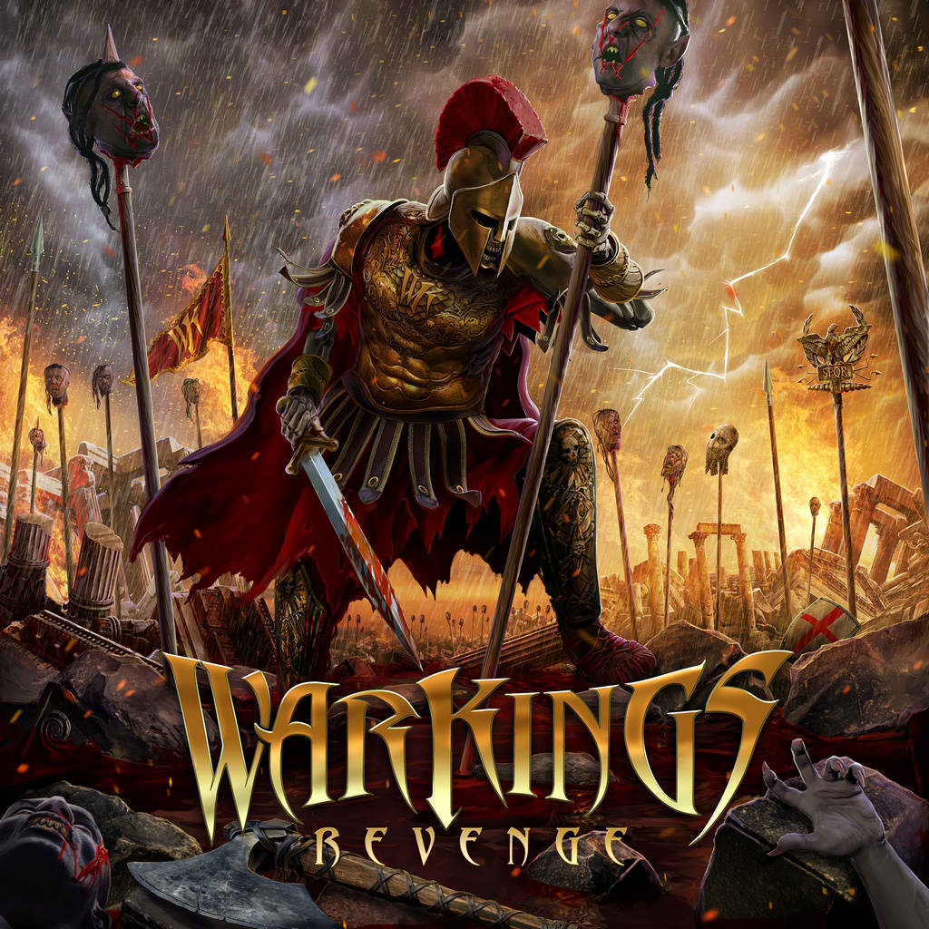Warkings — Revenge (2020)