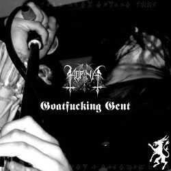 Horna / Kerberos - Goatfucking Gent / Vivicomburium