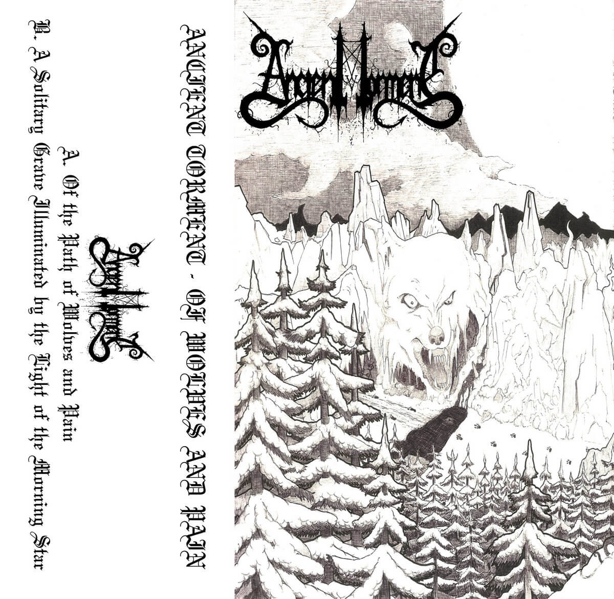 Ancient Torment - Of Wolves and Pain