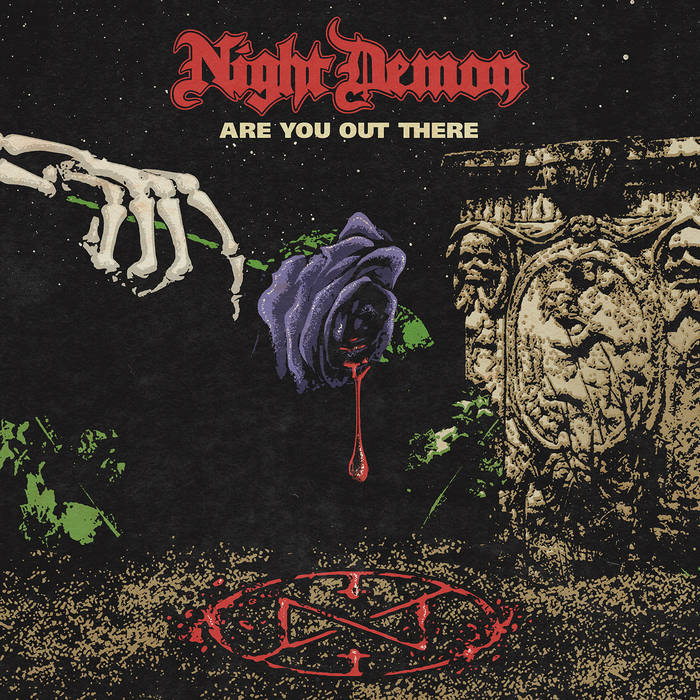 Night Demon - Are You Out There